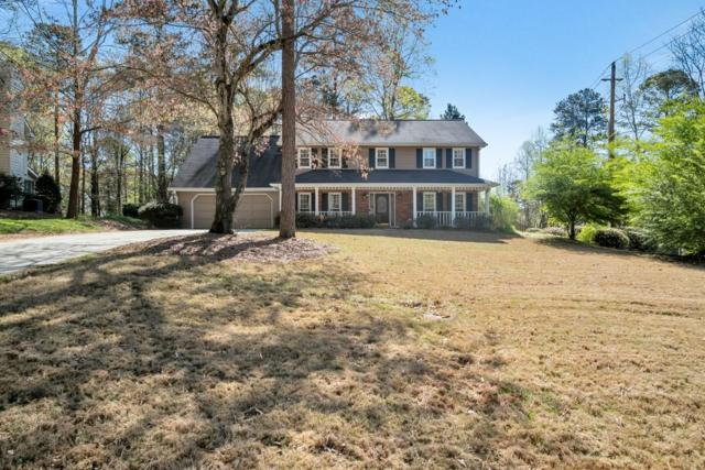 2200 Chimney Springs Drive, Marietta, GA 30062 (MLS #6586927) :: The Heyl Group at Keller Williams