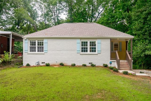 1866 Tiger Flowers Drive NW, Atlanta, GA 30314 (MLS #6586982) :: Charlie Ballard Real Estate