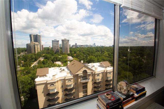 2479 Peachtree Road NE #1508, Atlanta, GA 30305 (MLS #6586989) :: Buy Sell Live Atlanta