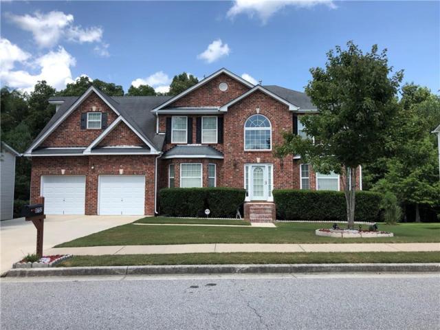 3752 Oakman Place, Fairburn, GA 30213 (MLS #6587005) :: Charlie Ballard Real Estate