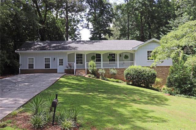 1579 Briarwood Lane SW, Lilburn, GA 30047 (MLS #6587053) :: RE/MAX Paramount Properties