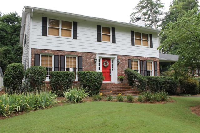 3896 Shiloh Trail West NW, Kennesaw, GA 30144 (MLS #6587117) :: The Realty Queen Team