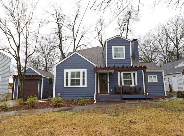 1680 Hardin Avenue, College Park, GA 30337 (MLS #6587124) :: North Atlanta Home Team