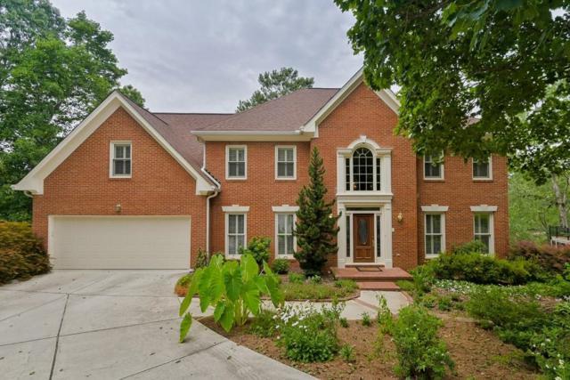 1505 Dansford Court N, Marietta, GA 30062 (MLS #6587132) :: Kennesaw Life Real Estate