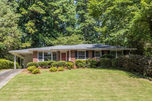 1072 Homewood Court, Decatur, GA 30033 (MLS #6587162) :: RE/MAX Paramount Properties