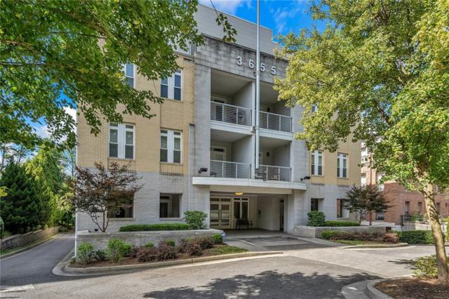 3655 Peachtree Road #303, Atlanta, GA 30319 (MLS #6587325) :: Charlie Ballard Real Estate