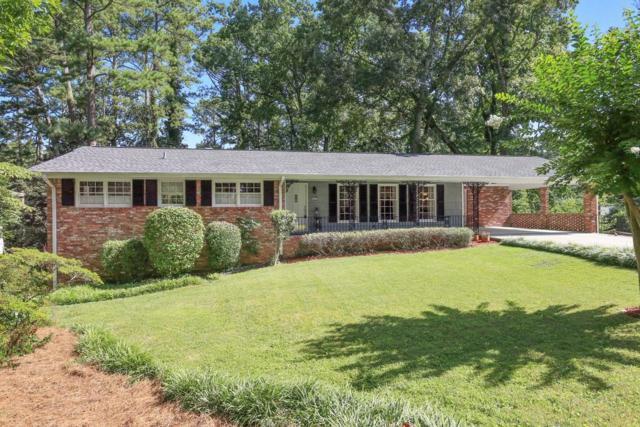 2778 Foster Ridge Road NE, Atlanta, GA 30345 (MLS #6587430) :: Iconic Living Real Estate Professionals