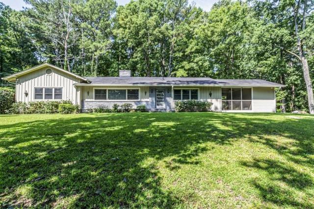 1711 Niskey Lake Trail SW, Atlanta, GA 30331 (MLS #6587489) :: Iconic Living Real Estate Professionals