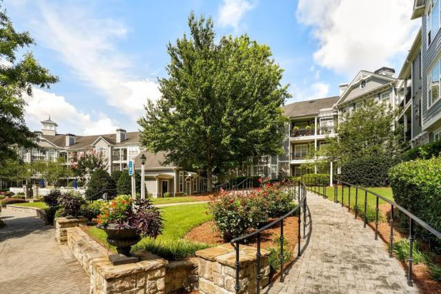 4100 Paces Walk SE #2304, Atlanta, GA 30339 (MLS #6587585) :: Charlie Ballard Real Estate