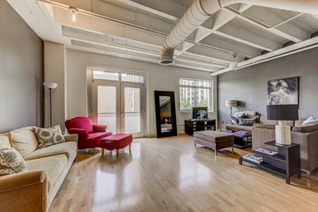 805 Peachtree Street NE #419, Atlanta, GA 30308 (MLS #6587621) :: Charlie Ballard Real Estate