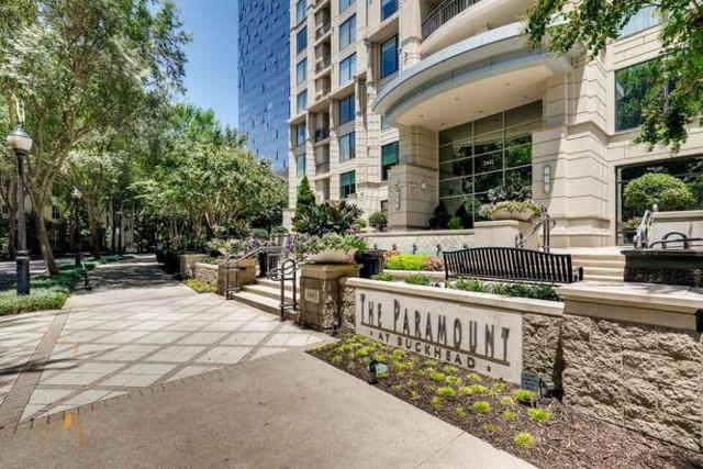 3445 Stratford Road NE #2302, Atlanta, GA 30326 (MLS #6587658) :: The Zac Team @ RE/MAX Metro Atlanta