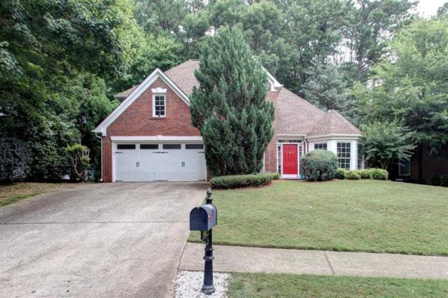 615 Ridge Crossing Drive, Woodstock, GA 30189 (MLS #6587659) :: Rock River Realty
