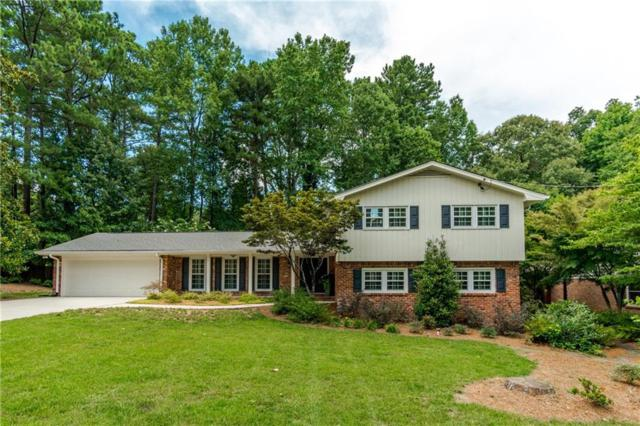 1220 Mill Glen Drive, Atlanta, GA 30338 (MLS #6587670) :: The Zac Team @ RE/MAX Metro Atlanta