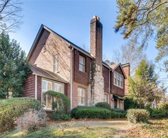 745 E Morningside Drive NE, Atlanta, GA 30324 (MLS #6587777) :: The Zac Team @ RE/MAX Metro Atlanta