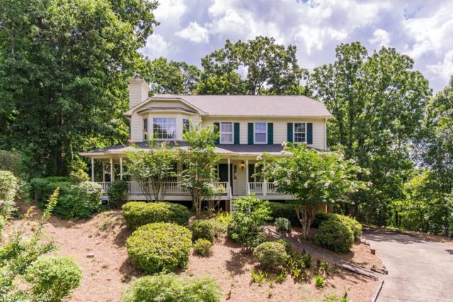 1461 Shadowrock Heights, Marietta, GA 30062 (MLS #6587796) :: RE/MAX Paramount Properties