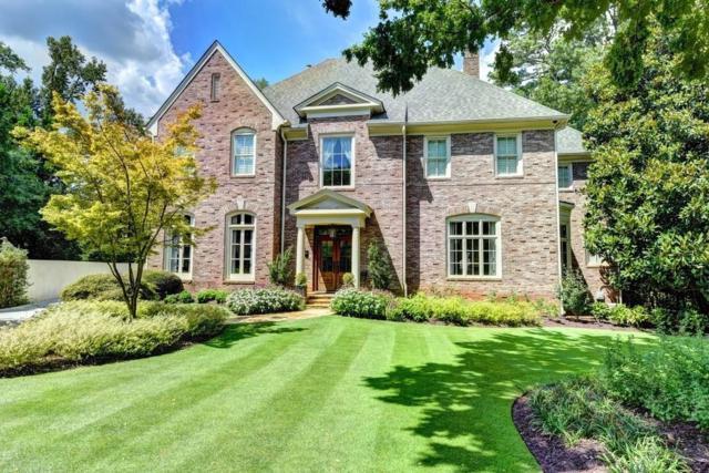 1040 Farm Brook Lane NE, Brookhaven, GA 30319 (MLS #6587798) :: Kennesaw Life Real Estate