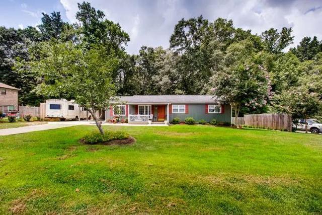 223 Foothill Drive, Woodstock, GA 30188 (MLS #6587816) :: Charlie Ballard Real Estate