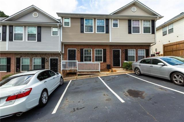 3613 Ginnis Circle SW #5, Atlanta, GA 30331 (MLS #6587853) :: RE/MAX Prestige