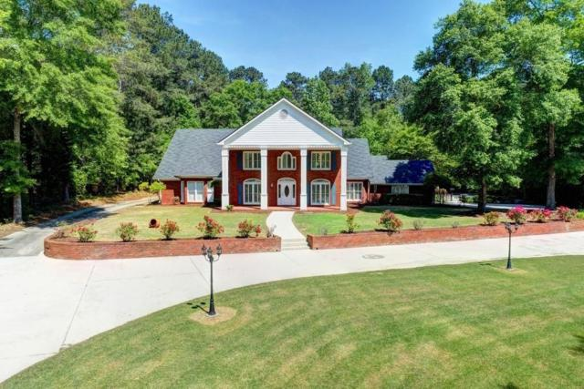 2461 Temple Johnson Road, Snellville, GA 30078 (MLS #6587854) :: The Zac Team @ RE/MAX Metro Atlanta