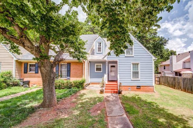 594 Manning Road SW, Marietta, GA 30064 (MLS #6587861) :: Iconic Living Real Estate Professionals