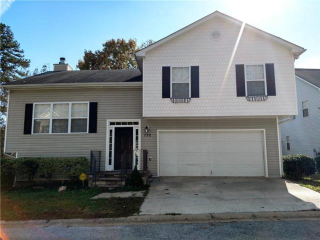 732 Reeves Lake Drive SW, Marietta, GA 30064 (MLS #6587867) :: Kennesaw Life Real Estate