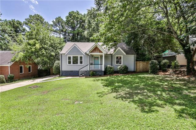 2031 Cogar Drive, Decatur, GA 30032 (MLS #6587897) :: The Zac Team @ RE/MAX Metro Atlanta