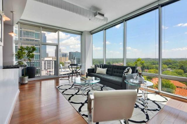 923 Peachtree Street #1133, Atlanta, GA 30309 (MLS #6587923) :: Charlie Ballard Real Estate