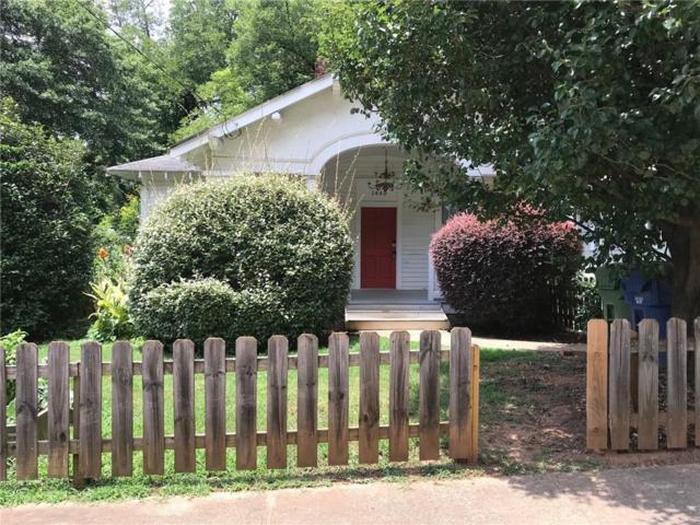 1443 Fairbanks Street SW, Atlanta, GA 30310 (MLS #6587970) :: The Heyl Group at Keller Williams