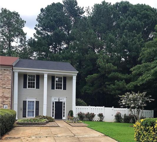 6167 Summit Trail, Peachtree Corners, GA 30092 (MLS #6588007) :: Buy Sell Live Atlanta