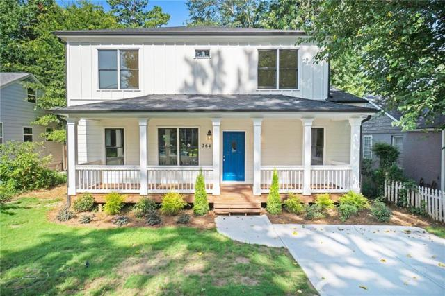 264 Sisson Avenue, Atlanta, GA 30317 (MLS #6588084) :: Charlie Ballard Real Estate