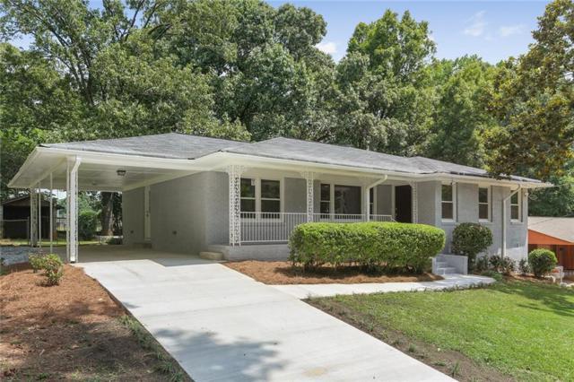 1706 Cahoon Street SW, Atlanta, GA 30310 (MLS #6588118) :: The Heyl Group at Keller Williams