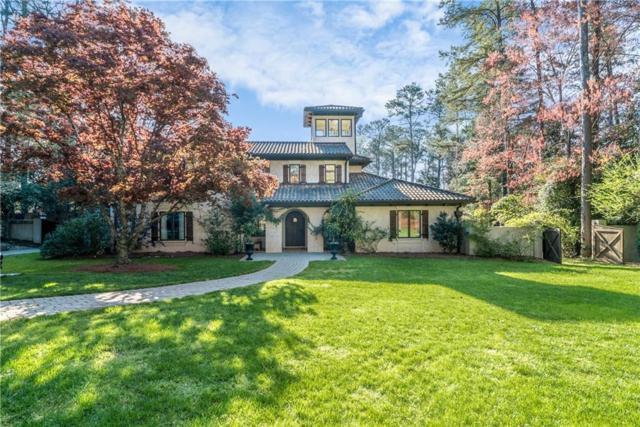130 Woodlawn Drive NE, Marietta, GA 30067 (MLS #6588143) :: Iconic Living Real Estate Professionals