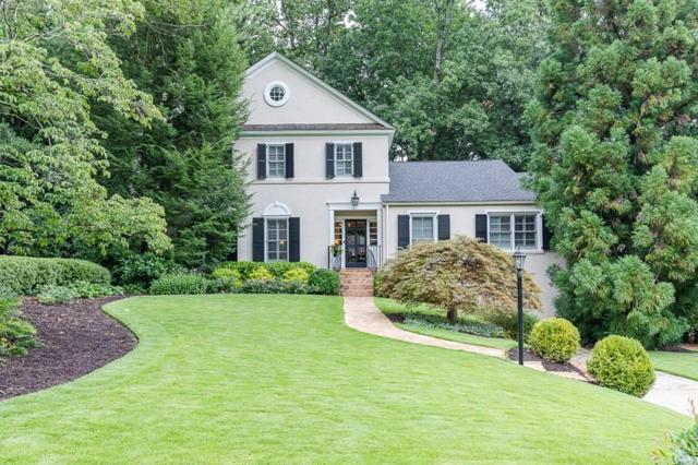 3015 Rhodenhaven Drive NW, Atlanta, GA 30327 (MLS #6588168) :: Kennesaw Life Real Estate