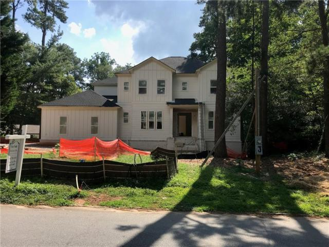 620 Carriage Drive, Sandy Springs, GA 30328 (MLS #6588187) :: The Zac Team @ RE/MAX Metro Atlanta