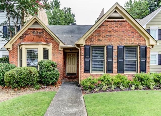 951 Lenox Hill, Atlanta, GA 30324 (MLS #6588265) :: Rock River Realty