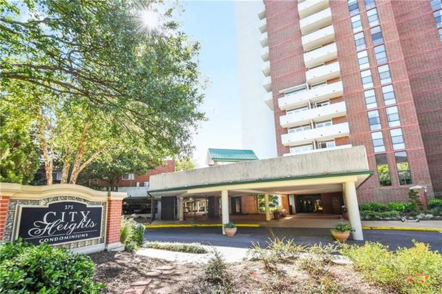 375 Ralph Mcgill Boulevard NE #1007, Atlanta, GA 30312 (MLS #6588319) :: The Zac Team @ RE/MAX Metro Atlanta
