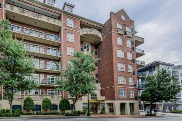 77 Peachtree Place NE #306, Atlanta, GA 30309 (MLS #6588320) :: The Zac Team @ RE/MAX Metro Atlanta