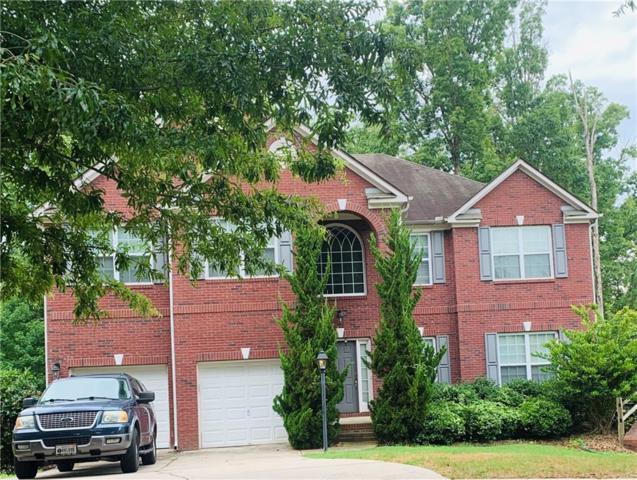 7618 Waterlace Drive, Fairburn, GA 30213 (MLS #6588344) :: The Heyl Group at Keller Williams