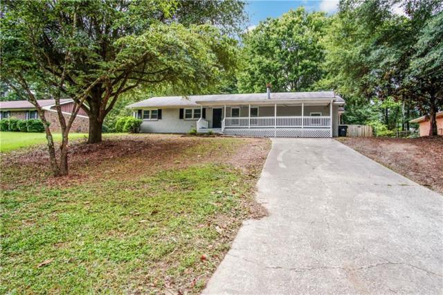 2661 Falcon Ridge Drive, Grayson, GA 30017 (MLS #6588345) :: RE/MAX Paramount Properties