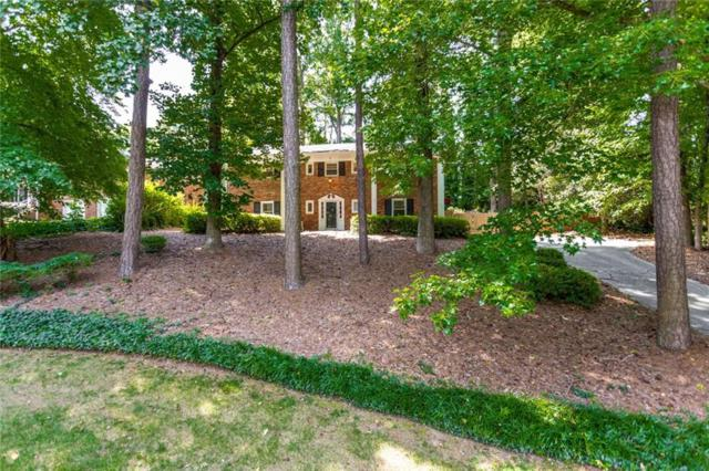 1553 Old Spring House Lane, Dunwoody, GA 30338 (MLS #6588370) :: The Zac Team @ RE/MAX Metro Atlanta