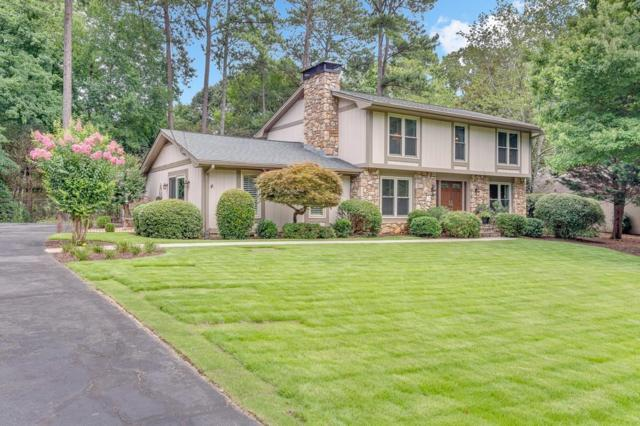 5005 Vernon Oaks Drive, Dunwoody, GA 30338 (MLS #6588412) :: The Zac Team @ RE/MAX Metro Atlanta