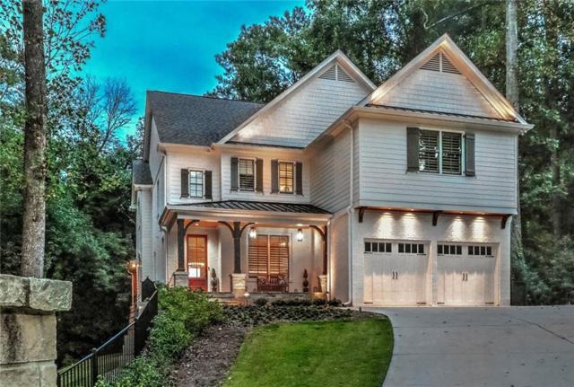 3777 Ivy Road NE, Atlanta, GA 30342 (MLS #6588448) :: Kennesaw Life Real Estate