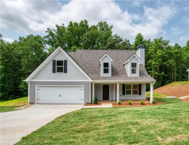 835 Fairfield Drive Lot 56, Jefferson, GA 30549 (MLS #6588463) :: North Atlanta Home Team