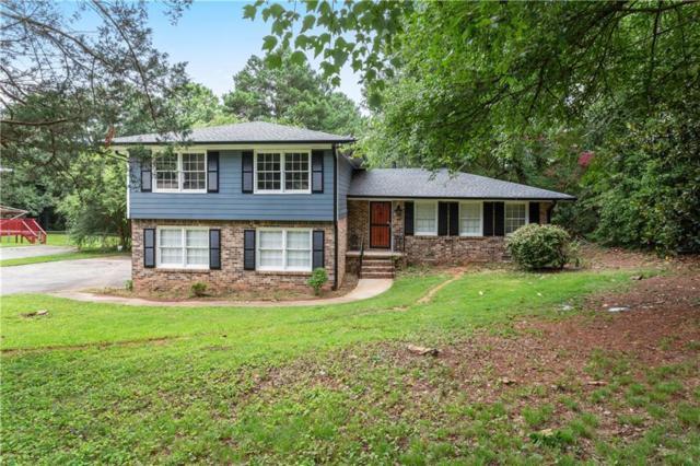 5443 Rockbridge Rd, Stone Mountain, GA 30088 (MLS #6588482) :: Path & Post Real Estate