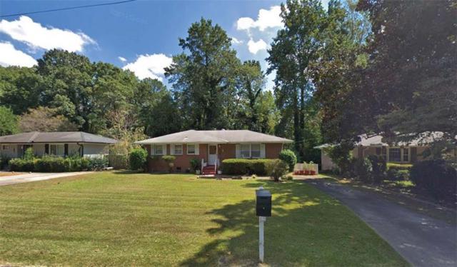 2082 Drew Valley Road NE, Brookhaven, GA 30319 (MLS #6588486) :: Kennesaw Life Real Estate