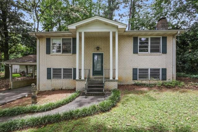 1161 Azalea Circle, Marietta, GA 30062 (MLS #6588491) :: The Zac Team @ RE/MAX Metro Atlanta