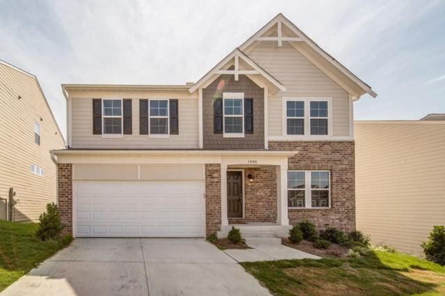 1486 Hedgeview Way, Sugar Hill, GA 30518 (MLS #6588524) :: The Zac Team @ RE/MAX Metro Atlanta