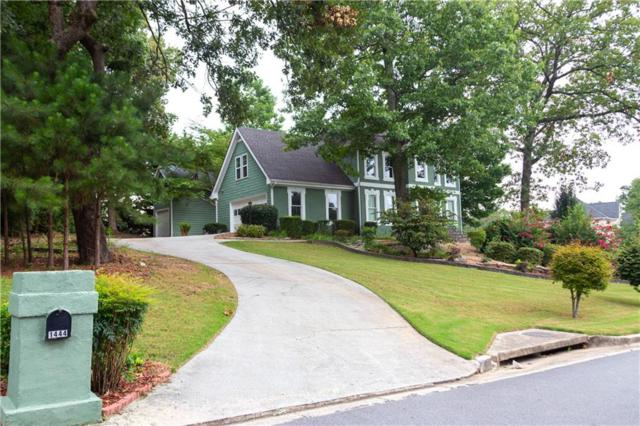 1444 Millennial Lane, Lawrenceville, GA 30045 (MLS #6588585) :: RE/MAX Prestige