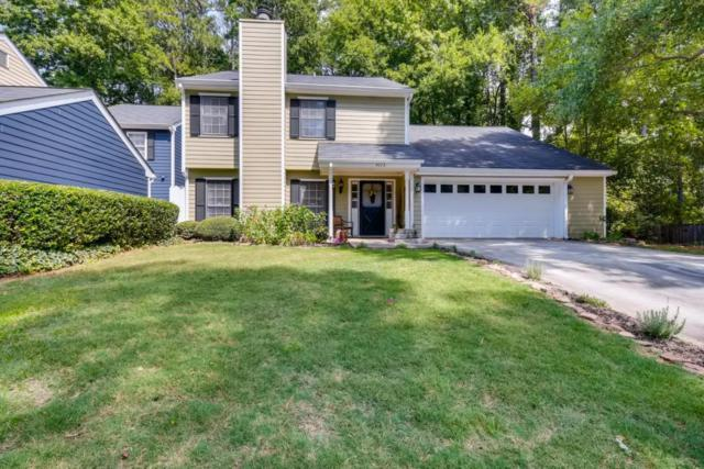 4573 Village Oaks Drive, Dunwoody, GA 30338 (MLS #6588588) :: The Zac Team @ RE/MAX Metro Atlanta
