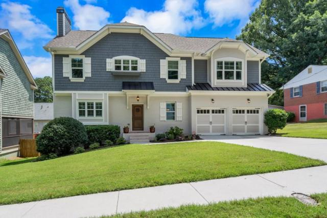 2341 Briarwood Hills Drive, Brookhaven, GA 30319 (MLS #6588602) :: Rock River Realty